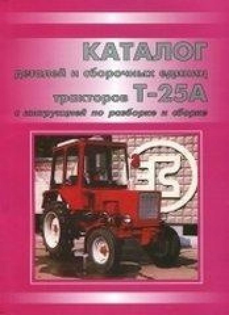 Инструкция По Эксплуатации Колёсного Трактора Т25